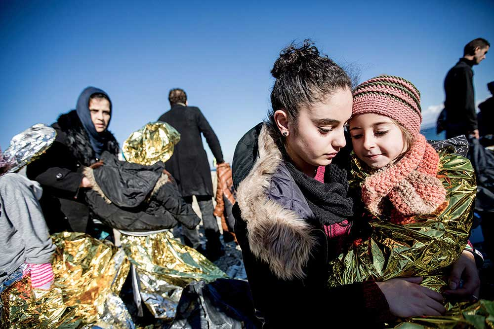Action Aid - Safeguarding refugees